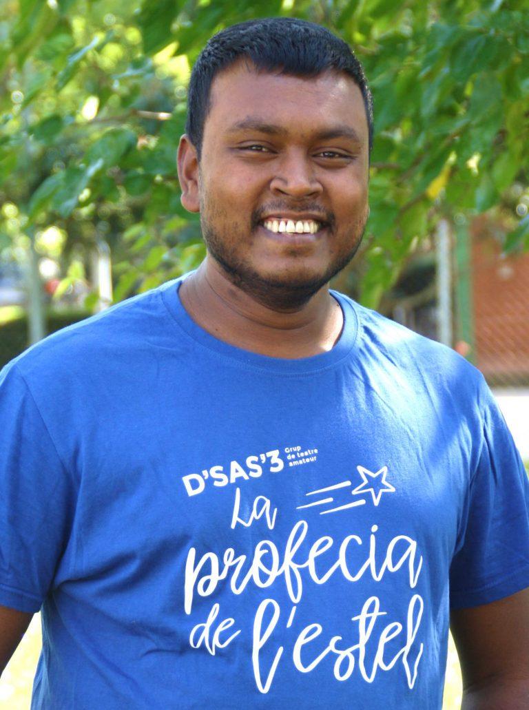 Gent de Barberà: Salim Islam Begum, de sastre a D'sas'3